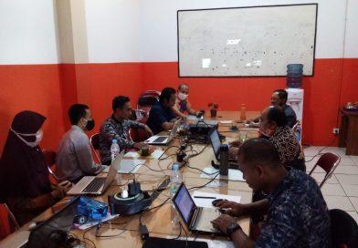 Persiapan menerima kunjungan monitoring dan evaluasi (Monev)