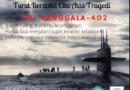 KRI Nanggala-402 Berada di Kedalaman 838 Meter dan Terpecah Menjadi Tiga Bagian